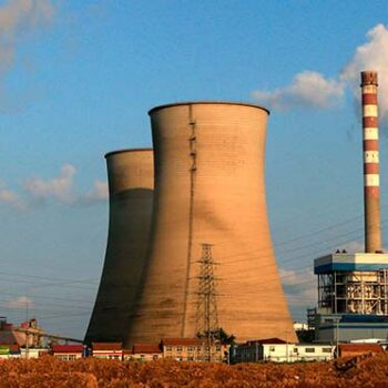 CHINA COAL-FIRED POWER PLANT
