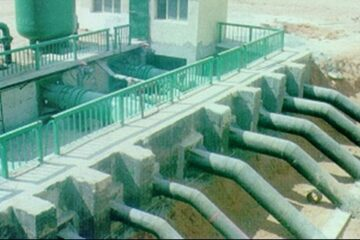 Elshabab Discharge Piping